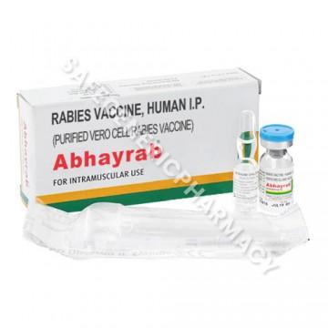 Abhayrab Injection (Rabies vaccine, Human)