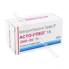 Acto Pred Tablets (Methylprednisolone)