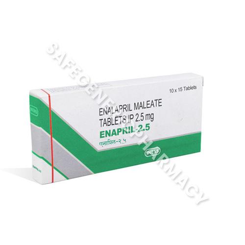 Enalapril dosage recommendations