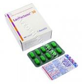 Lasilactone 50 Tablet (Frusemide/Spironolactone)