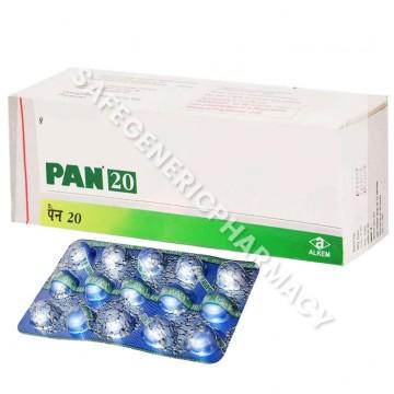 Pan Tablets (Pantoprazole)