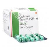 Phexin 250mg Capsules