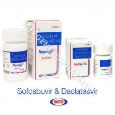 Sofosbuvir and Daclatasvir
