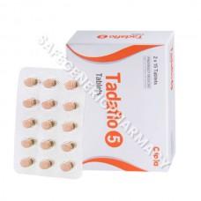 Tadaflo Tablets (Tadalafil)