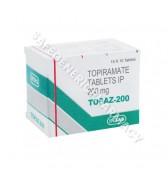 Topaz 200mg Tablets