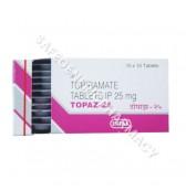 Topaz 25mg Tablets