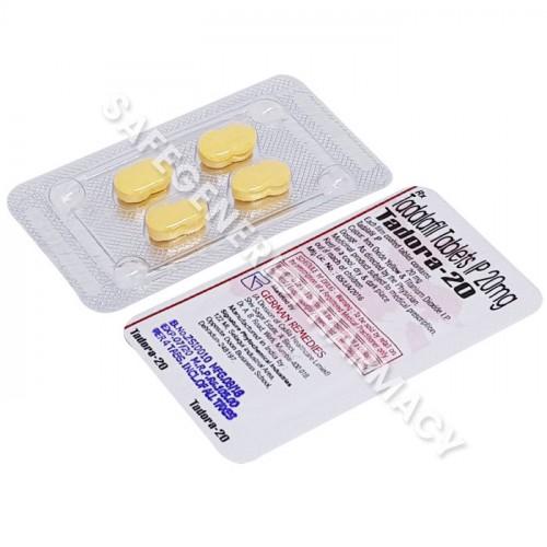 Buy Tadora 20mg Tablets Online At Low Price Genuine Meds