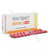 acrotac 25 mg