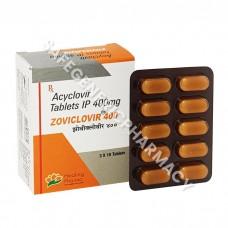 Zoviclovir Tablets (Acyclovir)