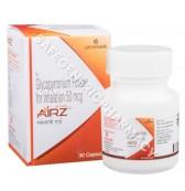 Airz 50mcg Capsule (Glycopyrrolate)