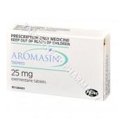 Aromasin 25mg Tablets (Exemestane )