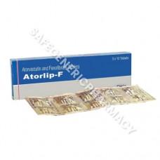 atorlip f tablet