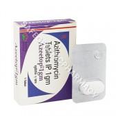 Azeetop 1000mg Tablets (Azithromycin)