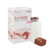 Beclate Inhaler 200mcg (Beclometasone)