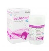 Budecort Rotacaps 200mcg (Budesonide)