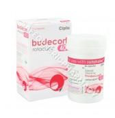 Budecort Rotacaps 400mcg