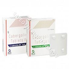 Cabgolin Tablets (Cabergoline)