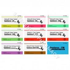 Cenforce Tablets (Sildenafil Citrate)