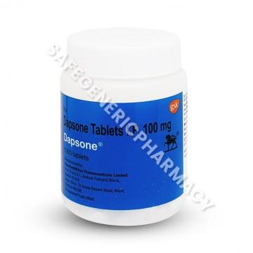 Dapsone Tablets (Dapsone)