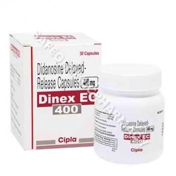 Dinex EC Capsules (Didanosine)