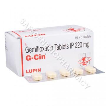 g-cin 320 mg