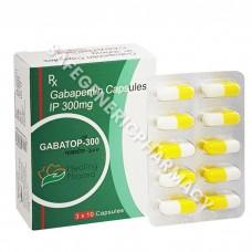Gabatop Capsules (Gabapentin)
