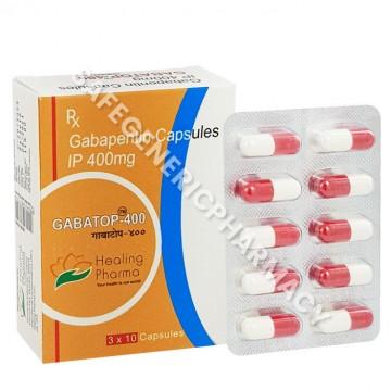 gabapentin 400 mg