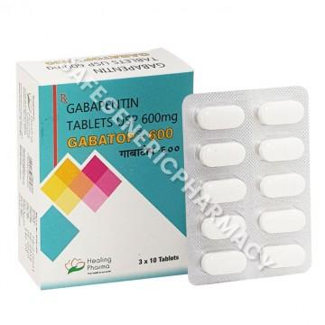 gabapentin 600 mg