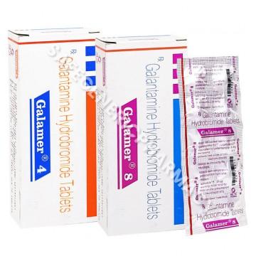 Galamer Tablets (Galantamine)