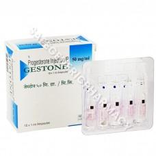 gestone 50 mg