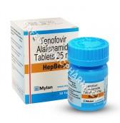 HepBest 25mg Tablets (Tenofovir Alafenamide)