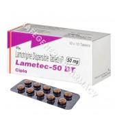 Lametec 50 DT Tablet