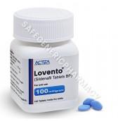 Generic Viagra (Lovento 100mg)