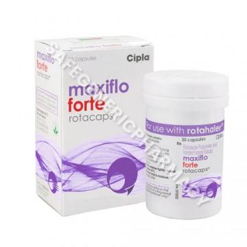 Maxiflo Forte Rotacaps