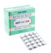 Meftal 250mg Tablets (Mefenamic Acid)