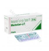 Metolar 25