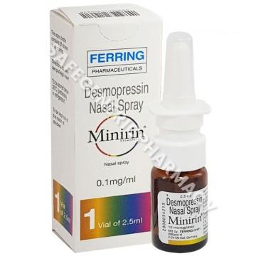 Minirin Nasal Spray