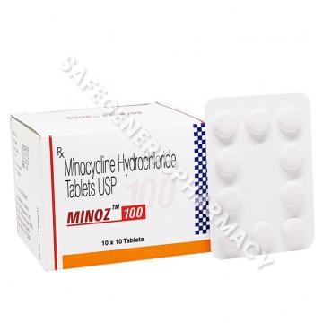 Minoz Tablets (Minocycline)