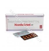 Nicardia Retard 10