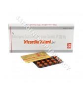Nicardia Retard 20