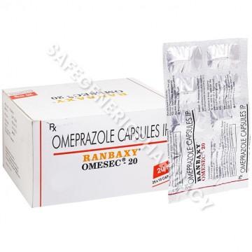 Omesec Capsules (Omeprazole)