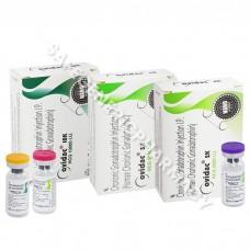 Ovidac Injection (HCG)