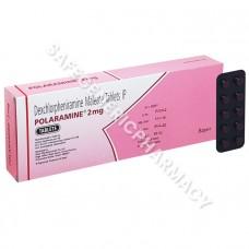 Polaramine Tablets