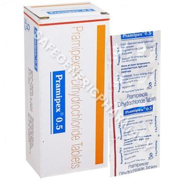 Pramipex 0.5 mg