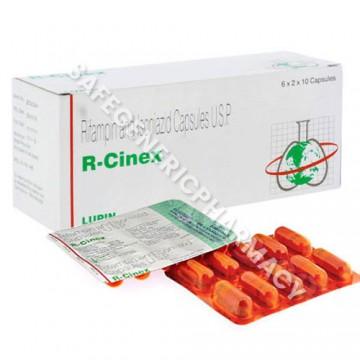 R-Cinex Capsules (Isoniazid/Rifampicin)
