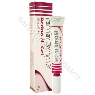 Retino AC Gel (Clindamycin/Tretinoin)