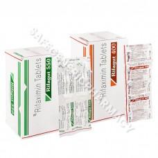 Rifagut Tablets (Rifaximin)