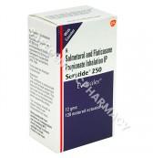 Seretide 250 Evohaler (Salmeterol/Fluticasone)