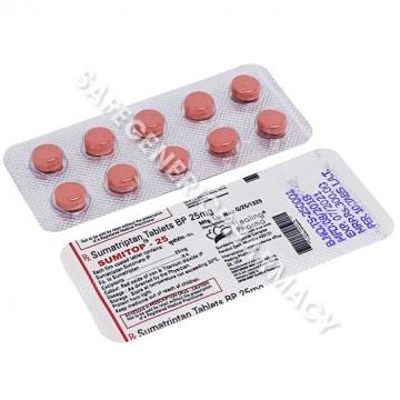 sumatriptan 25 mg
