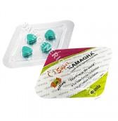 Super Kamagra Tablet (Sildenafil Citrate/Dapoxetine)